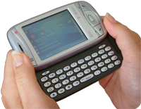 T-Mobile MDA Vario (aka HTC Wizard)